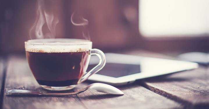 Coffee photo - health benefits of coffee