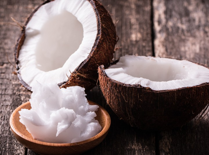Coconut oil natural weight loss tips