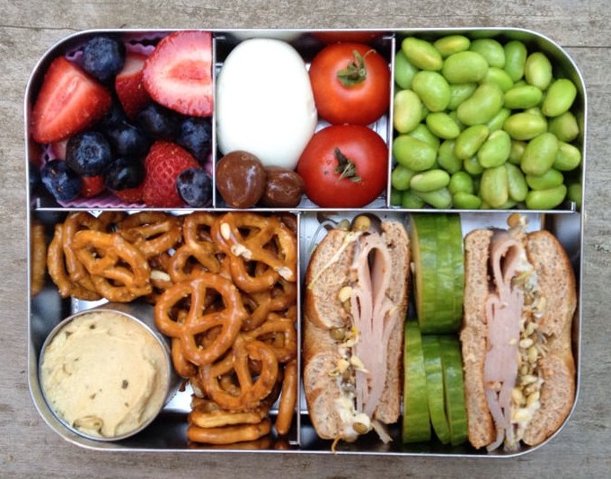 Box Lunch for make ahead meals