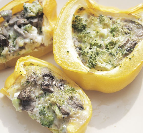 Stuffed Peppers for Healthy Eating