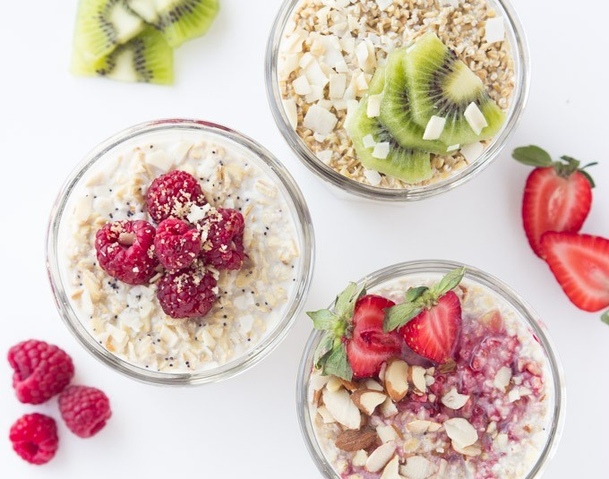 Overnight Oats for Healthy Eating