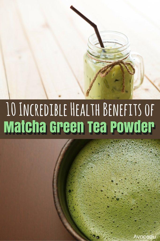 10 Incredible Health Benefits of Matcha Green Tea Powder + The Top 5 Brands   Avocadu.com