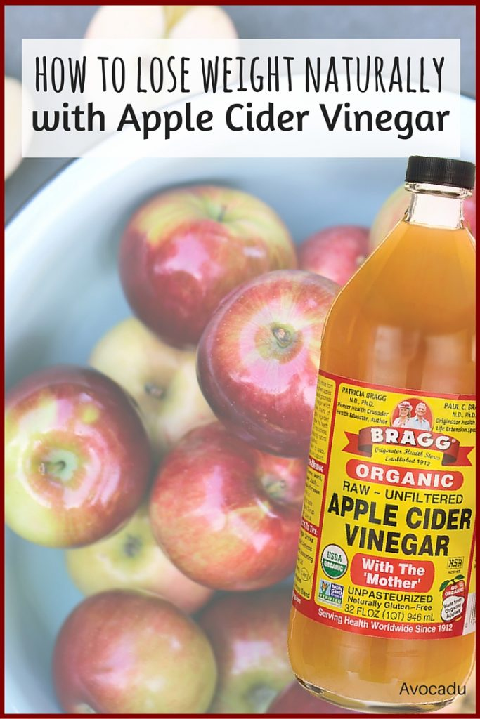 How to Lose with Apple Cider Vinegar | Lose Weight Naturally | ACV and Weight Loss | Weight Loss Supplements | Avocadu.com