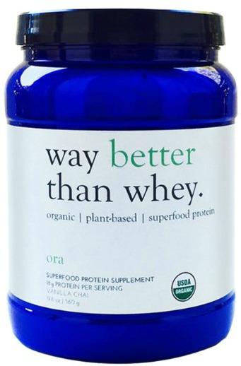 Ora USDA Organic Protein Powder