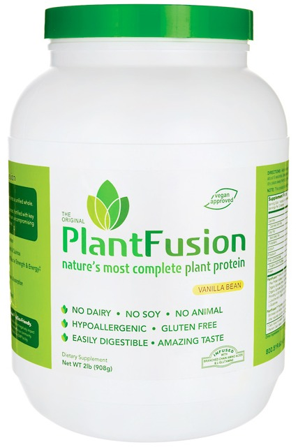 PlantFusion Protein Powder