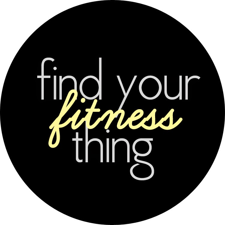 Find your fitness thing