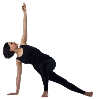 side plank variation to lose weight