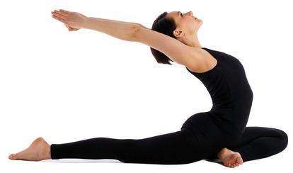 Pigeon Pose - Eka Pada Rajakapotasana yoga pose to open your hips