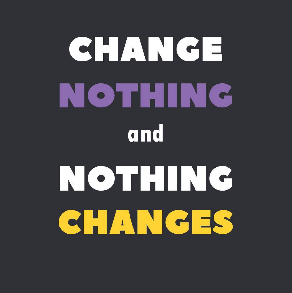 motivational quote for change