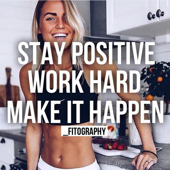 fitness motivational quotes stay positive
