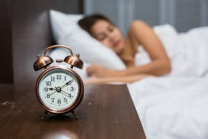 regulate sleep patterns for weight loss