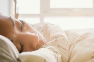 good night sleep for weight loss