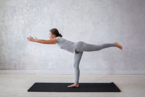 Warrior III Yoga Pose for Beginners
