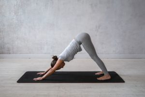 Downward Facing Dog Yoga Pose for Beginners
