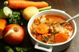 healthy and delicious soup to lose weight