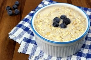 soaked oats for a healthy breakfast to help you lose weight fast