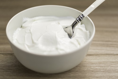 greek yogurt with vanilla protein powder recipe