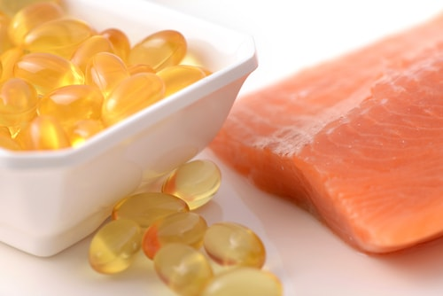omega-3s are great for acne and healthy skin