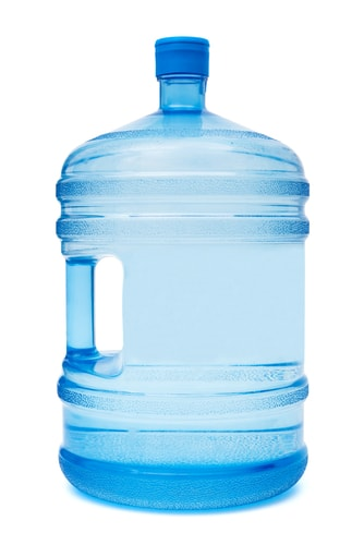 large water bottle for hydration