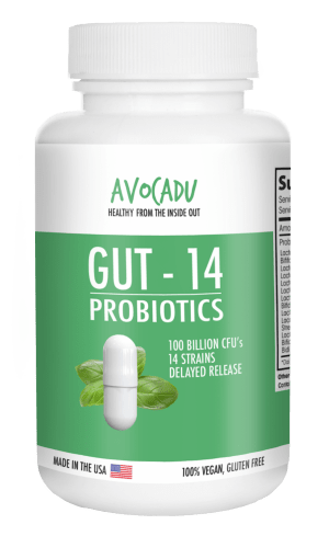 Avocadu Probiotics Supplement