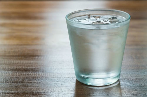 ice water for weight loss