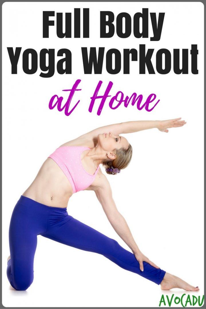 Full Body Yoga Workout At Home Avocadu