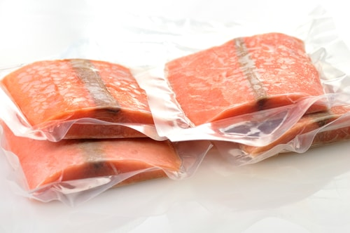 frozen salmon is a better seafood option