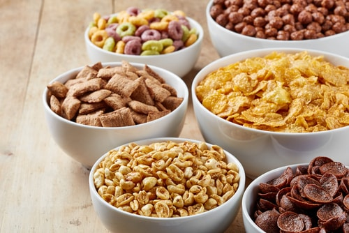 kid cereal contains harmful sugars to long-term health