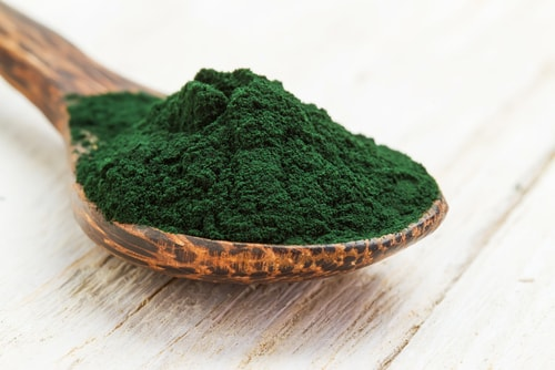 spirulina powder superfood benefits