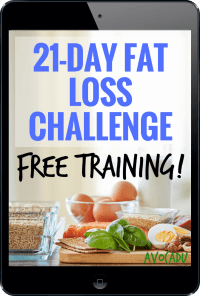 21 Day Fat Loss Challenge