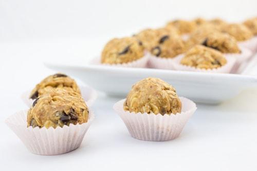 peanut butter energy bites healthy breakfast