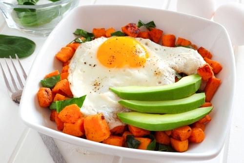 make ahead breakfast bowl healthy breakfast recipe