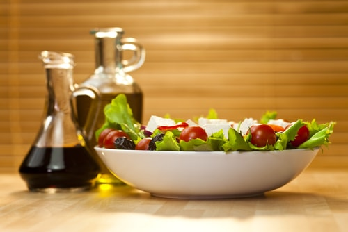 avoid condiments when eating out to cut calories
