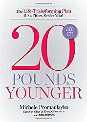 20 pounds younger weight loss motivation book