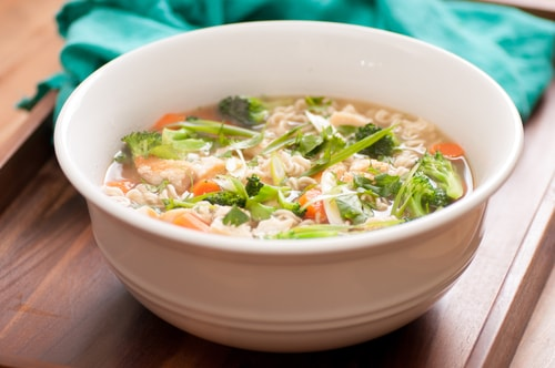 noodles recipe to lose weight