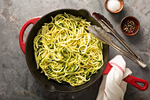 zucchini noodles weight loss recipes