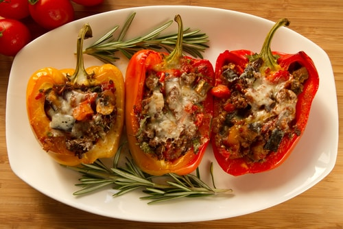 stuffed bell peppers recipe for weight loss