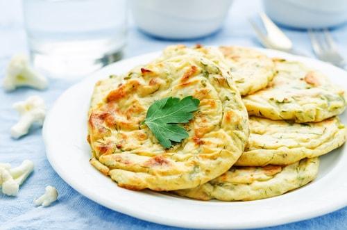 cauliflower tortillas weight loss recipe