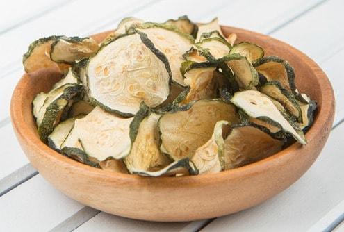 zucchini chips weight loss recipe