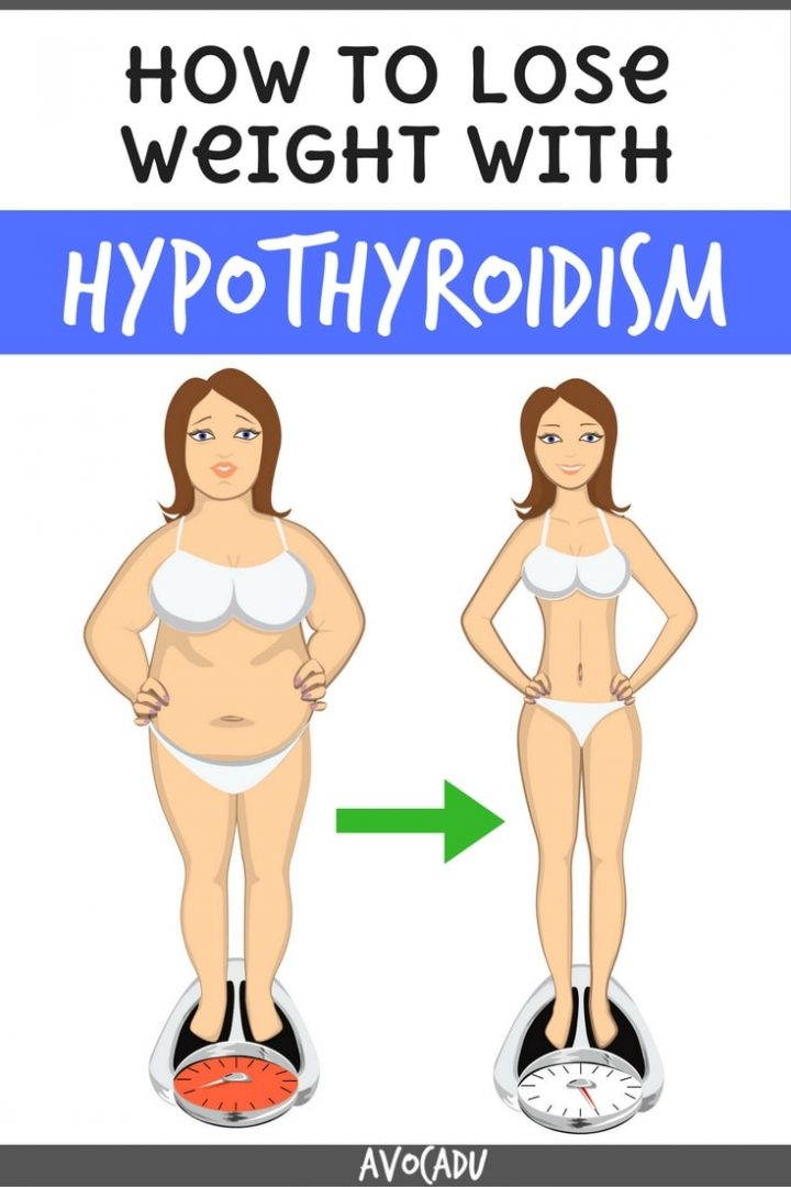 How to lose weight with hypothyroidism | Diet plans for women to lose weight with thyroid problems | Avocadu.com