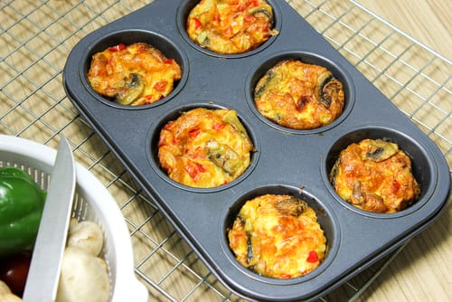 egg muffin make ahead meals