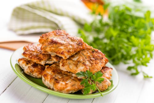 turkey burger recipe for weight loss