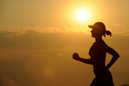 running to burn 500 calories without weights