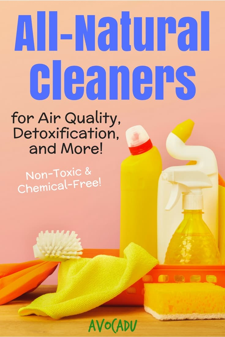 All-Natural Cleaners for Air Quality, Detoxification, and More_ Non-Toxic & Chemical-Free | Avocadu.com