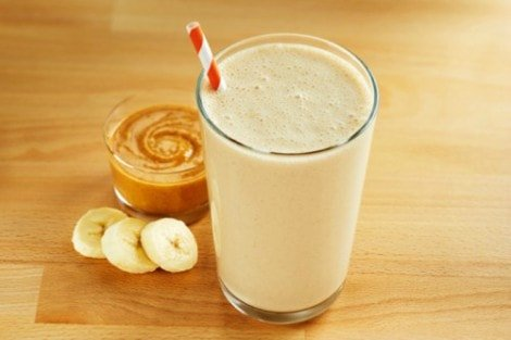 peanut butter weight loss smoothie