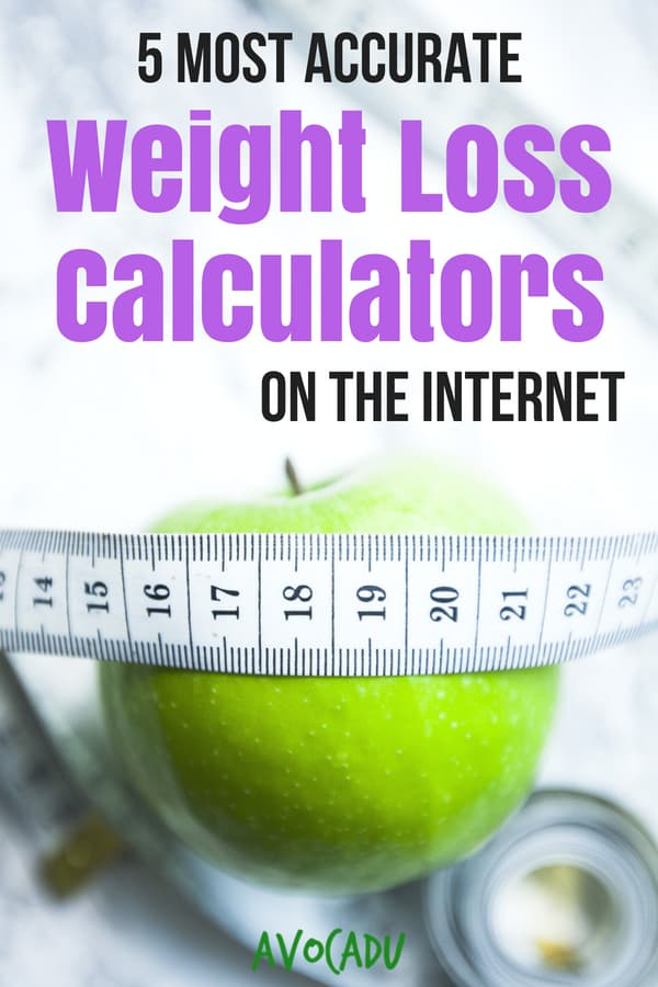 The problem might be that you're taking in too many calories and not burning them off fast enough to lose weight. A weight loss calculator can help you better identify the problem. | Avocadu.com