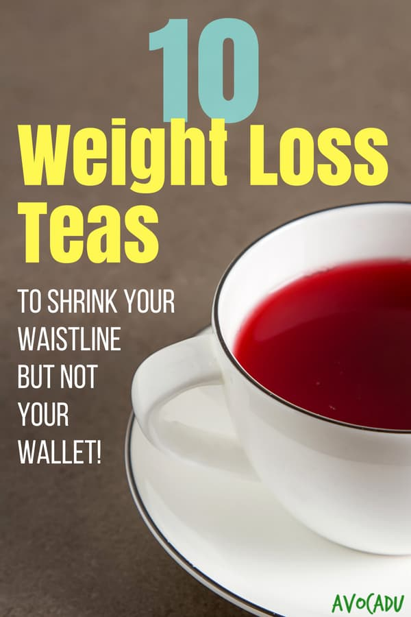 Good weight loss teas are few and far between. They're pretty popular these days, which means that TONS of new brands have flooded the market. But are they actually going to help you lose weight? | Avocadu.com