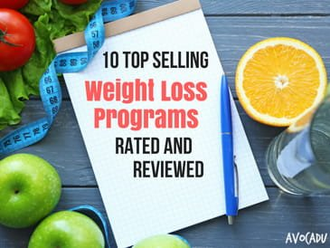 10 Top Selling Weight Loss Programs Rated And Reviewed Avocadu