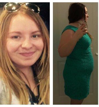 jenifer before weight loss
