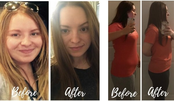 jenifer before and after weight loss